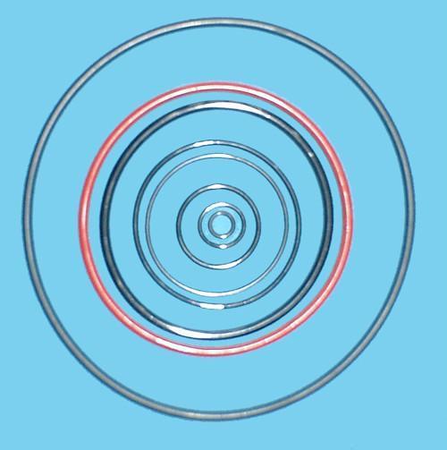 福州异形橡胶密封圈 2