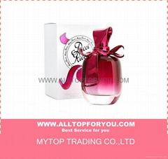 Wholesale Original Ricci Ricci Nina Ricci perfume fragrances for women 80ml