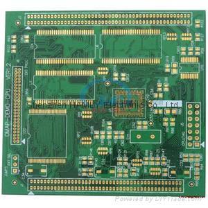8 layer printed circuit board 1