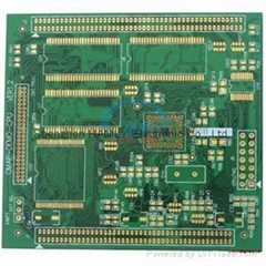 8 layer printed circuit board