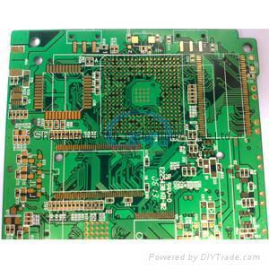 8 layer printed circuit board 2
