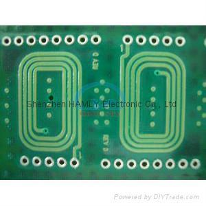 10 layer printed circuit board 1