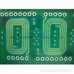 10 layer printed circuit board