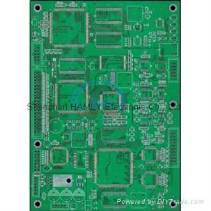 2 layer printed circuit board 3