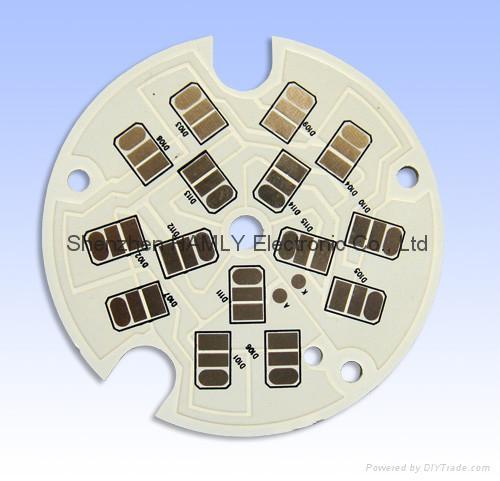 Composite aluminum PCB  1