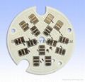 Composite aluminum PCB