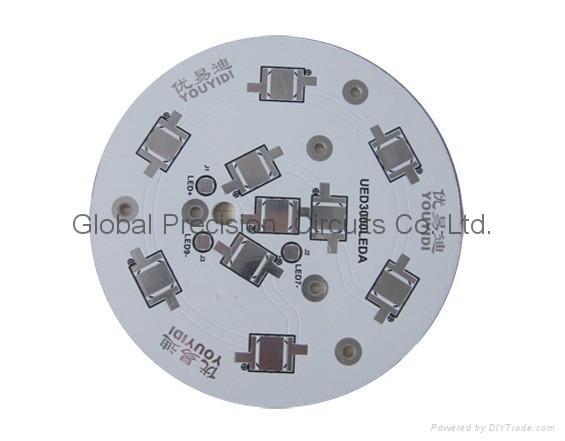 aluminum PCB for garden lamp 3