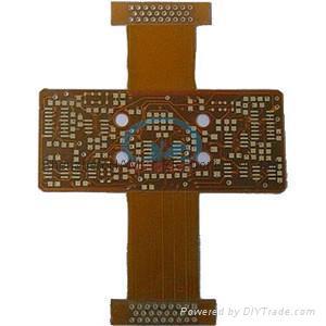 rigid-flex PCB 2