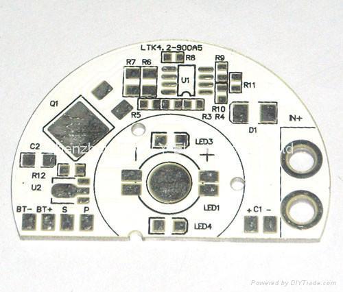 aluminum PCB for high power LED light 2