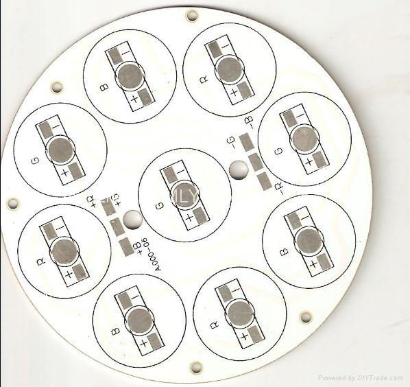 aluminum PCB for high power LED light 3