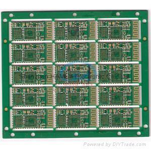 10 OZ thick copper PCB 3