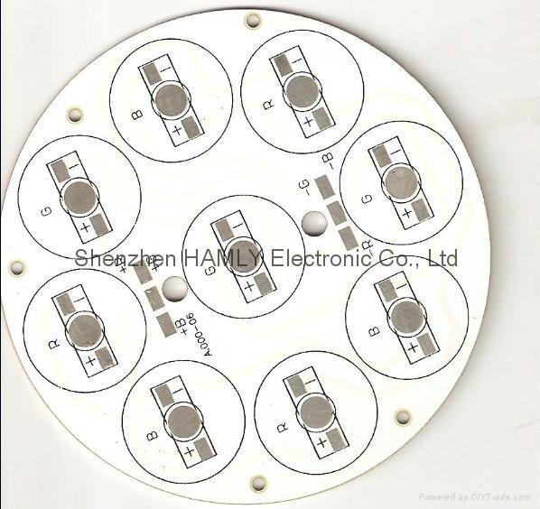 aluminum PCB for LED 2
