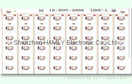 Composite aluminum PCB  5