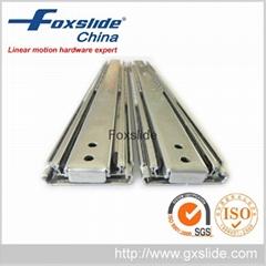 FX3051三節重型全展鋼珠滑軌