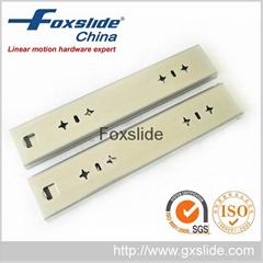 FX3053三節重型全展鋼珠滑軌