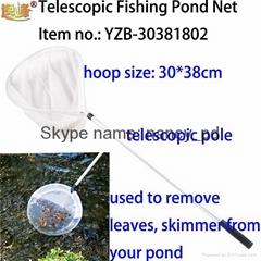 pond net for removing leaves