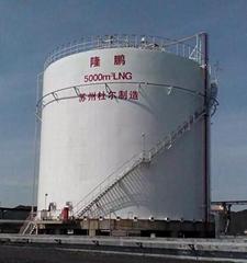 現貨LNG儲罐