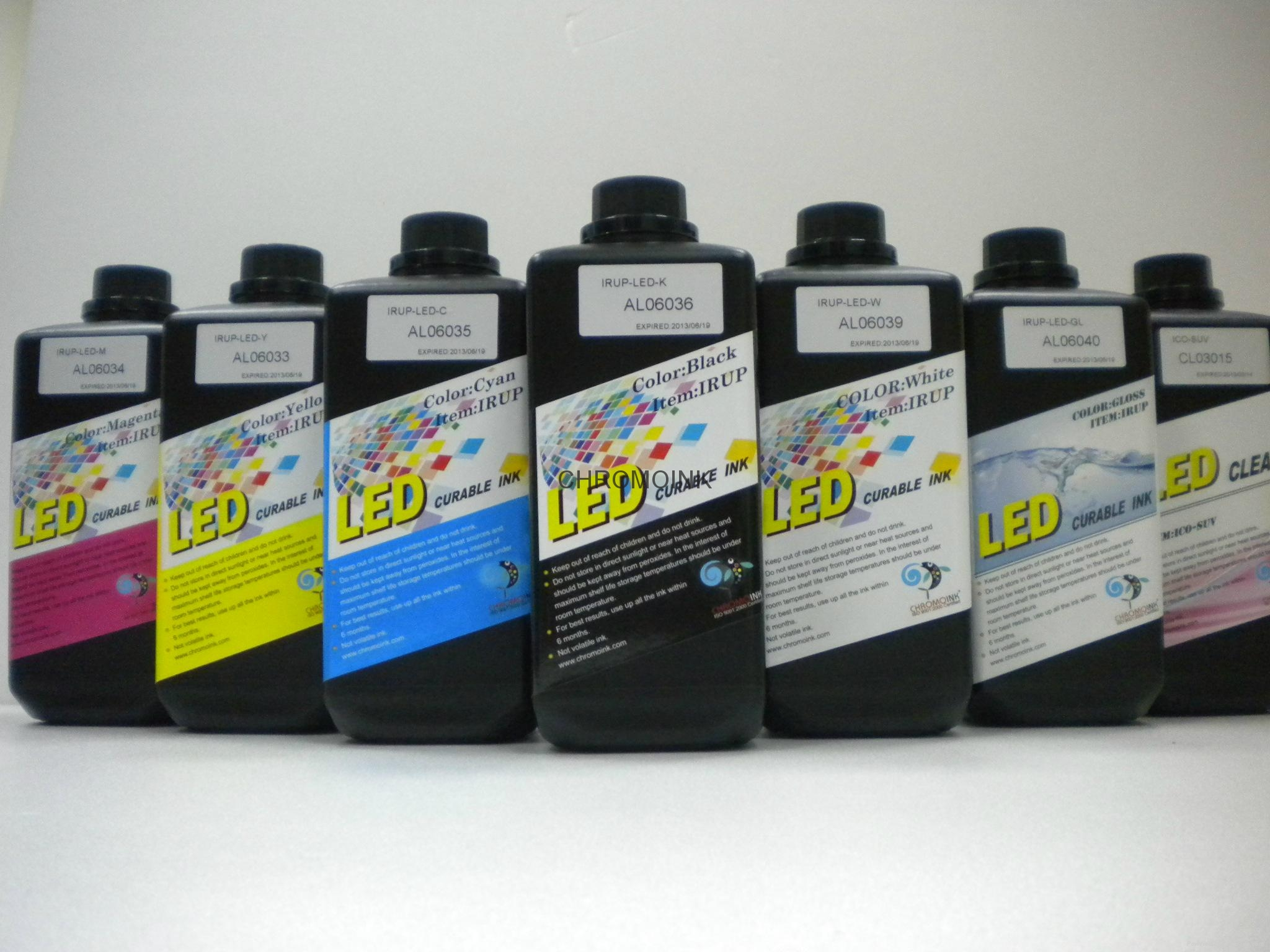 CHROMOINK LED UV Ink for Epson  2