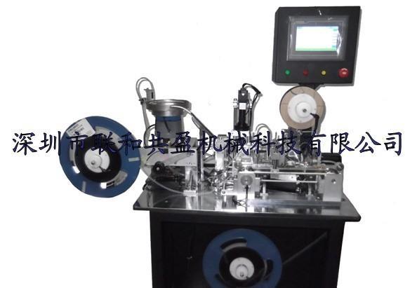 管状ic视觉检测高速全自动编带机