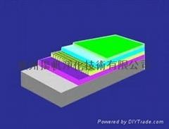 防靜電環氧樹脂地坪