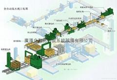 自动化包装整厂设备,自动化生产检测设备,系统规划设