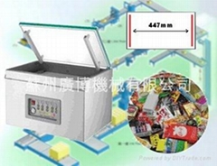 TABLE TOP AUTOMATIC VACUUM MACHINE
