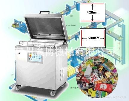 HEAVY DUTY AUTOMATIC VACUUM MACHINE 1