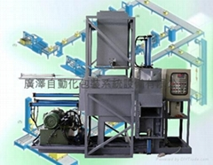 纤维 膨松物料 压缩包装机