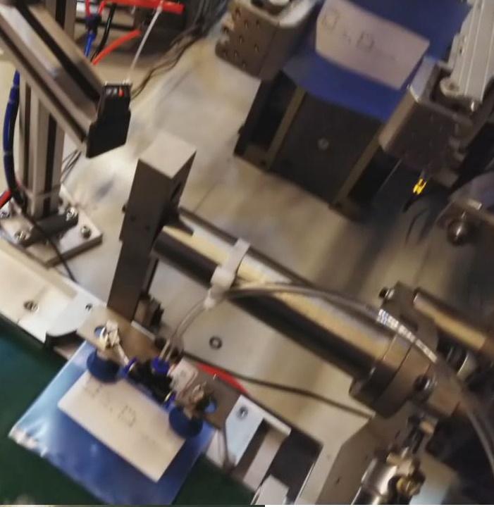 自動迴轉式包裝機&二次上袋裝袋 5