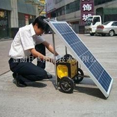 太陽能移動電源