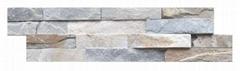 SLATE Wall faced sotne