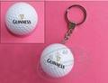 高尔夫礼品球装饰钥匙挂扣 1
