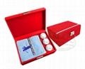 高爾夫紅色系列喜氣禮盒