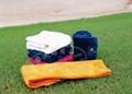 高爾夫球場用品毛巾
