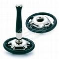 汽車輪胎可旋轉帶剎車時鐘