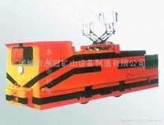 14T电机车