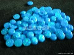 Human rough gemstone source material