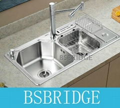 BSBRIDGE kitchen sink tw