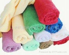 汽車情潔毛巾