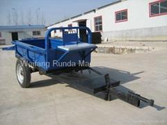 0.5吨拖车