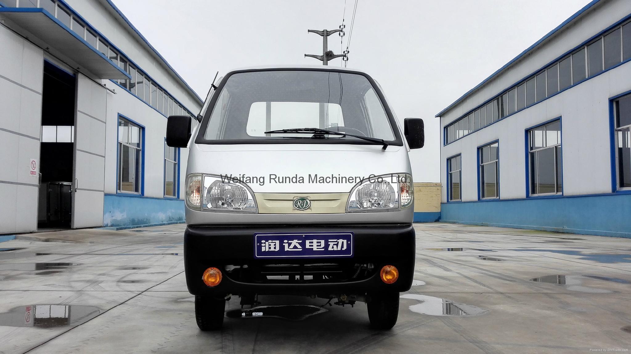 电动货车 电动微卡 电动四轮 电动搬运车 3