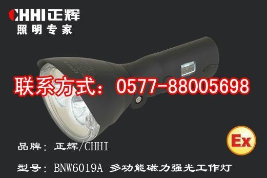 多功能磁力强光手电筒 1