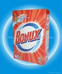 2.25KG BOX PACKING WASHING DETERGENT POWDER( DB-44)