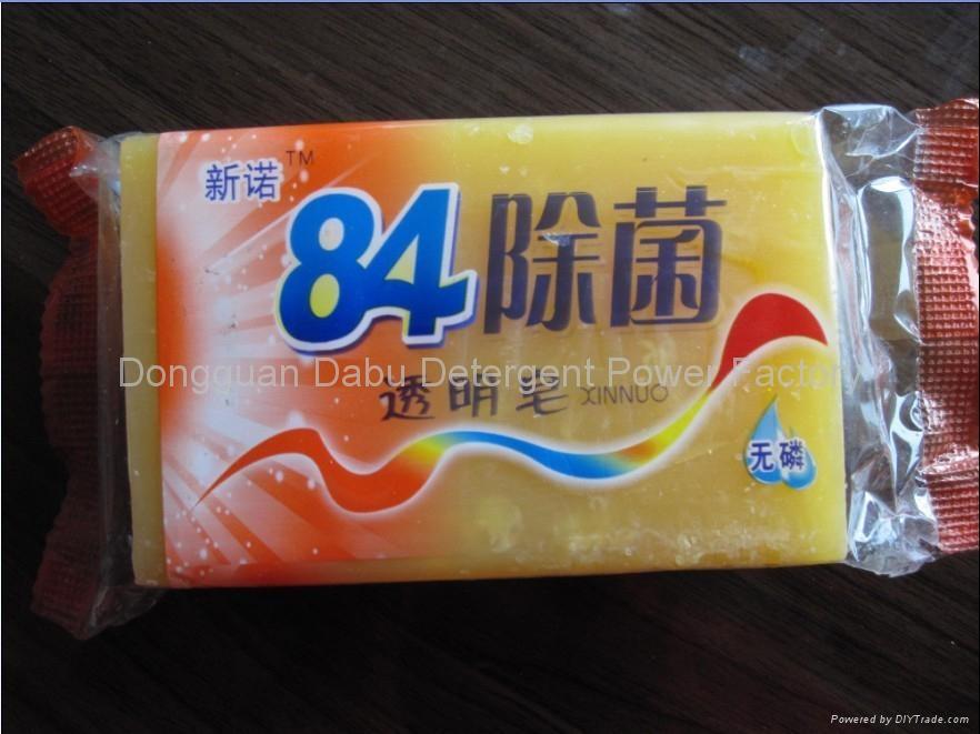 超強加香洗衣皂 4