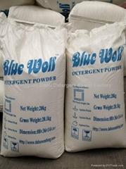 25kg blue wolf  bulk detergent powder