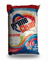 Prime Clean 25kg perfumed bulk detergent powder