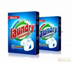 盒裝洗衣粉