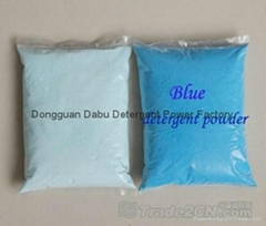 BLUE COLOR WASHING POWDER DETERGENT POWDER FOR LATIN AND MIDDLE EAST MARKET