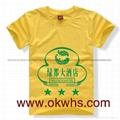 洛阳文化衫 郑州广告衫 班服设计2015图 5