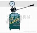 S-SY6.3手动单缸试压泵